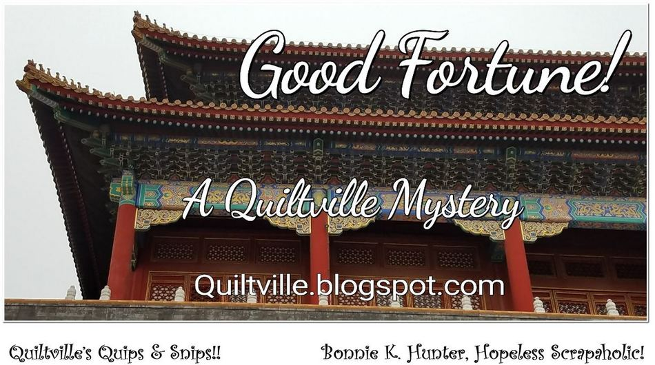 quiltvilles quips snips good fortune mystery part 6