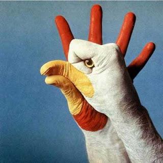 Uniknya Jari-Jari Tangan yang Super Unik
