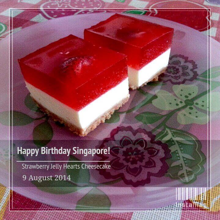 Jelly cake recipe singapore