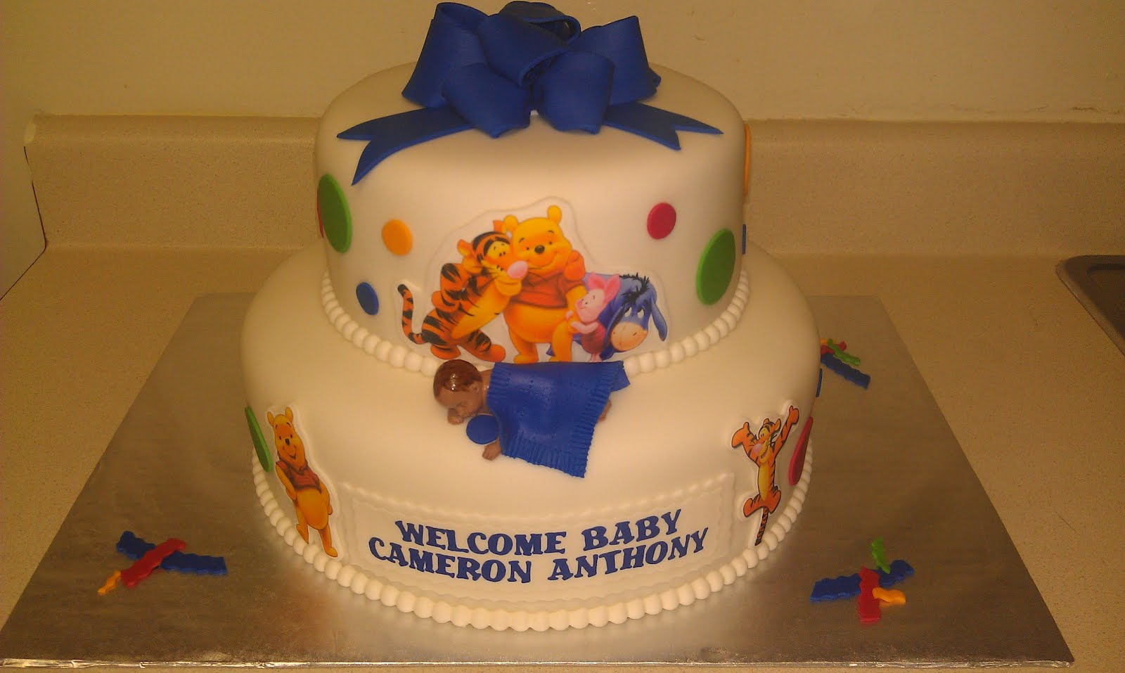 tlite cakes and planning winnie the pooh baby shower cake