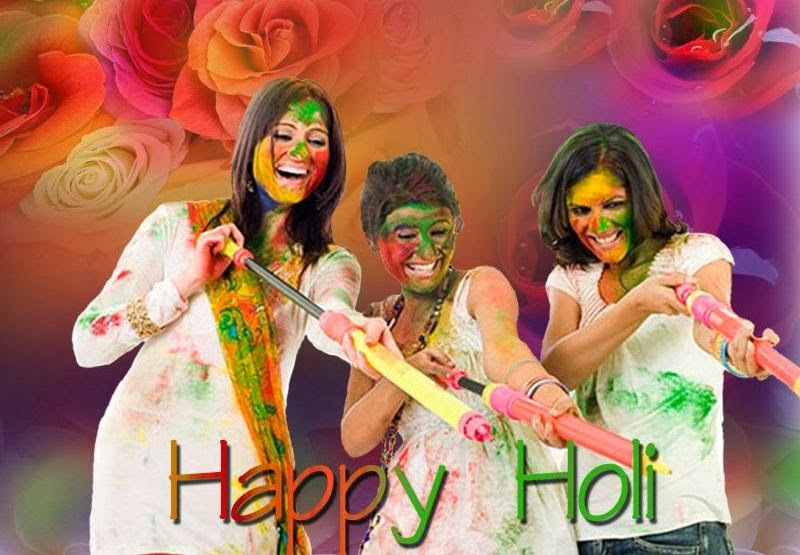 Celebration indian people holi dhuleti wallpapers