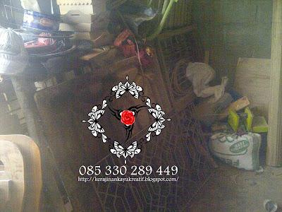 Renovasi Tempat Kerja Pengrajin kayu Triplek MDF Di Jombang