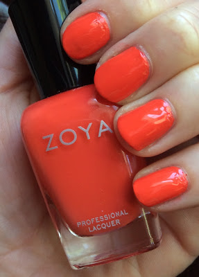 Zoya, Zoya Summer 2014 Tickled Collection, Zoya Ling, Zoya Wendy, Zoya Kitridge, Zoya Rocha, Zoya Rooney, Zoya Tilda, nail polish, nail lacquer, nail varnish, swatches, nail polish collection, manicure