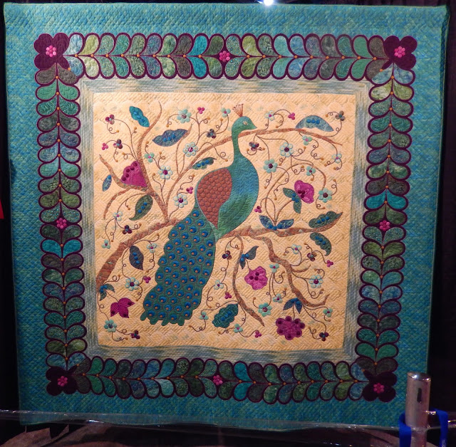 Charming Chinz by Linda Roy @ Quilting Mod