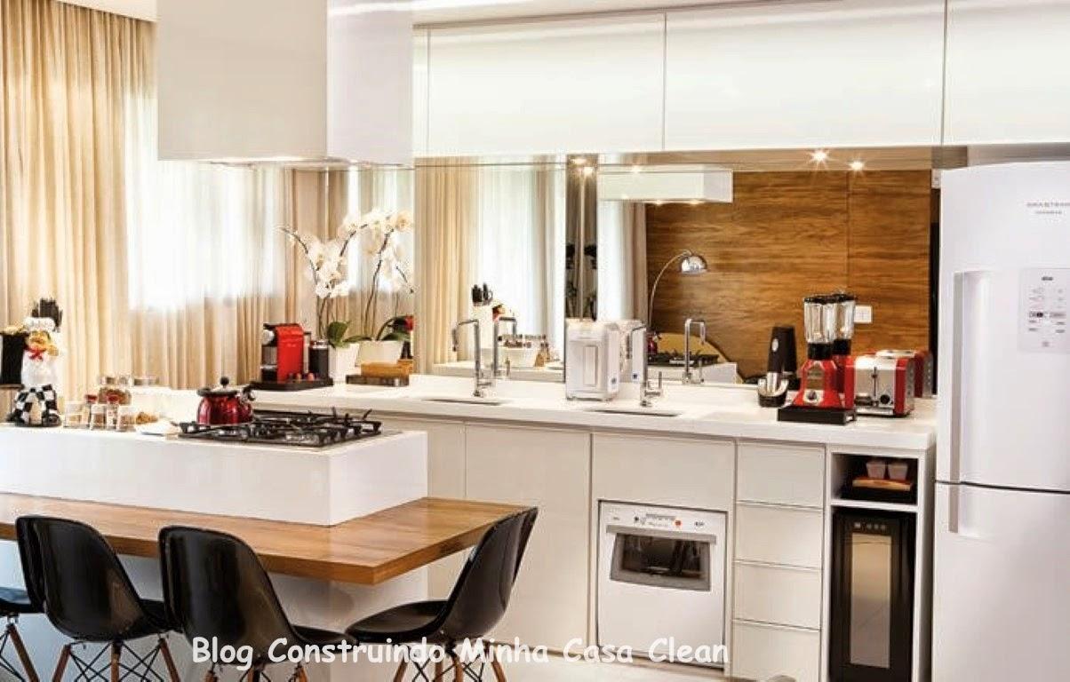 Cozinhas Rusticas Brancas Cozinha Brancobege Em Estilo Rstico Com