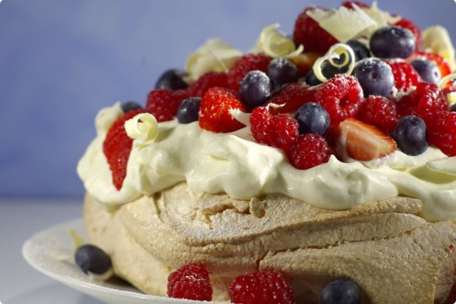 Telling Secrets: Resurrection Pavlova