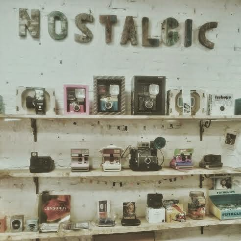 tienda nostàlgic barcelona