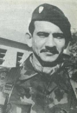 Sargento I MARIO CISNERO (11/05/1956 - 10/06/1982)