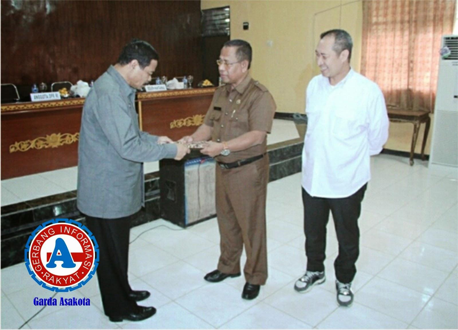 Sekda Kabupaten Bima Terima Kunjungan Dewan Ketahanan Nasional
