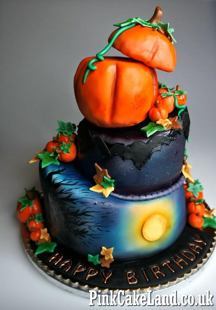Halloween Cakes in London