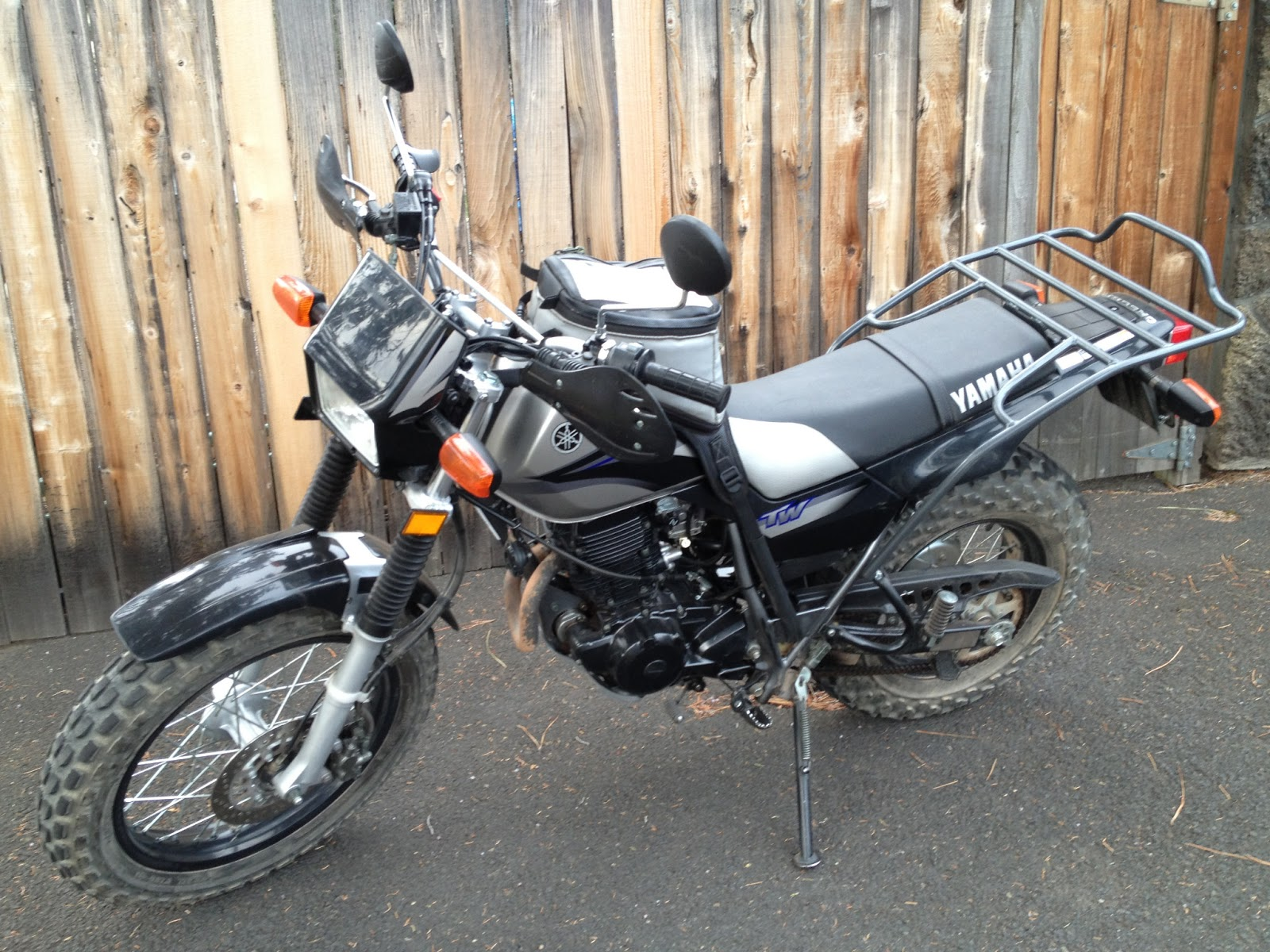 She Treads Outdoors GOING BOTH WAYS  THE DUAL SPORT MOTORCYCLE