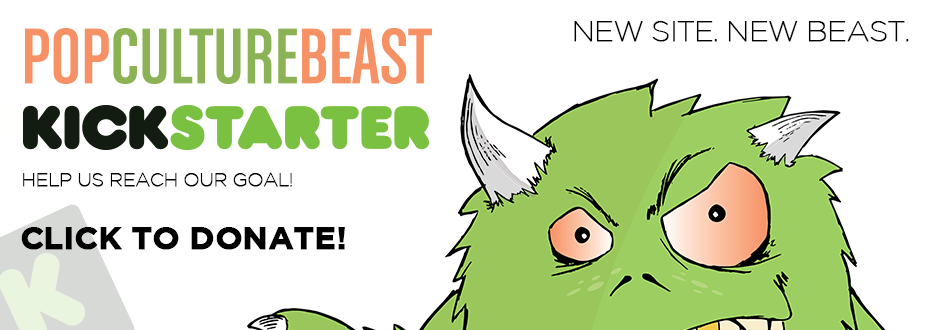 An all-new Pop Culture Beast is coming!