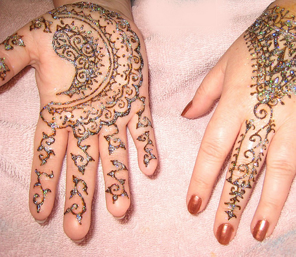 Images Of Henna Mehndi : Mehndi designs for hands easy