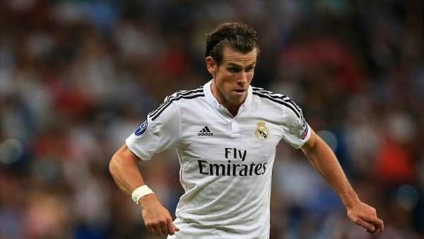 Gareth Bale corriendo