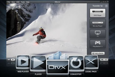 DivX Plus 8.2.2 Build 1.8.6.4 + Serial Key Full version Free Download