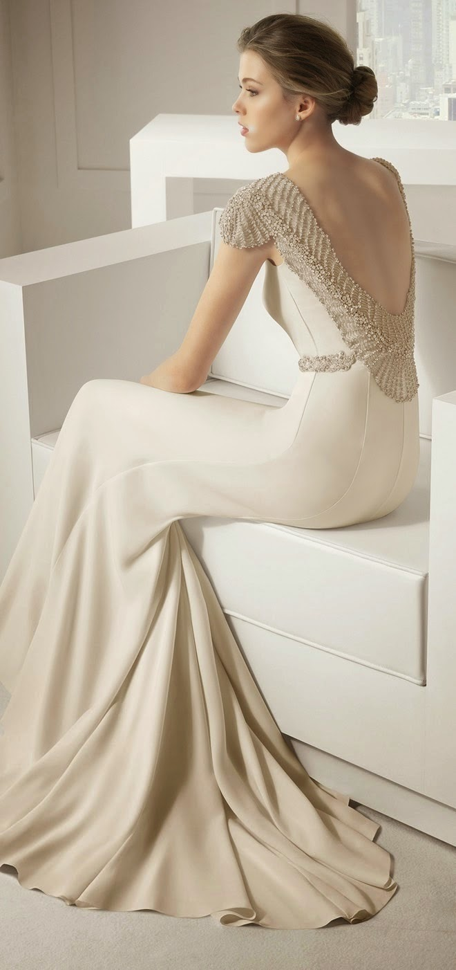 Rosa Clara Spring 2015 Bridal Collection