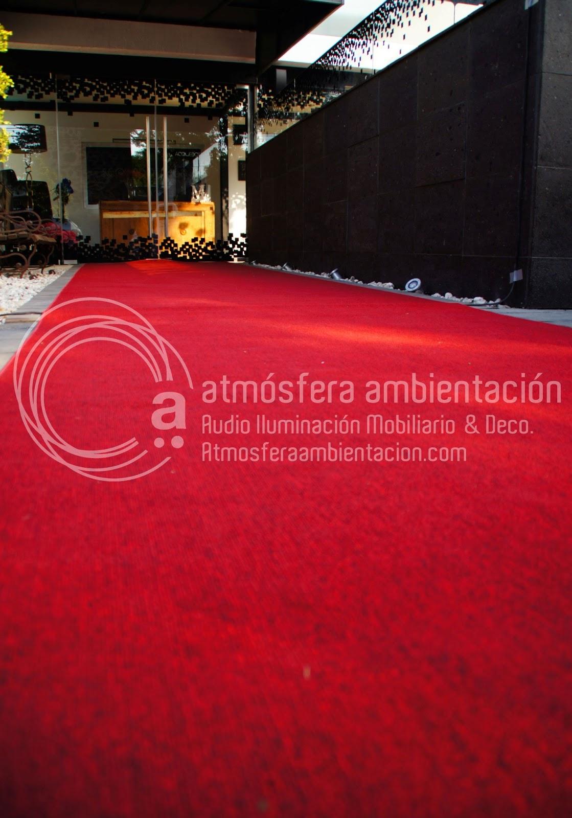 Historia de la alfombra roja en los eventos atm sfera for Origen de alfombra