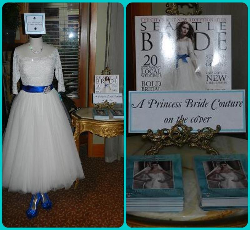 A princess bride couture bridal salon weddings in for A princess bride couture bridal salon