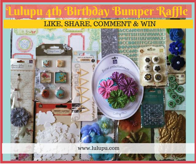 Lulupu 4th birthday celebration
