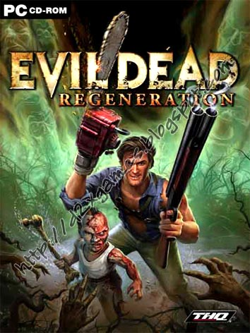 Free Download Games - Evil Dead Regeneration