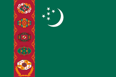 Download Turkmenistan Flag Free