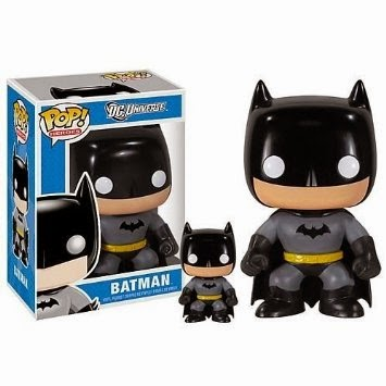 "9"" Batman Funko Pop!"