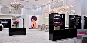 Glamour Hair Salon. Interiors Inspiration!