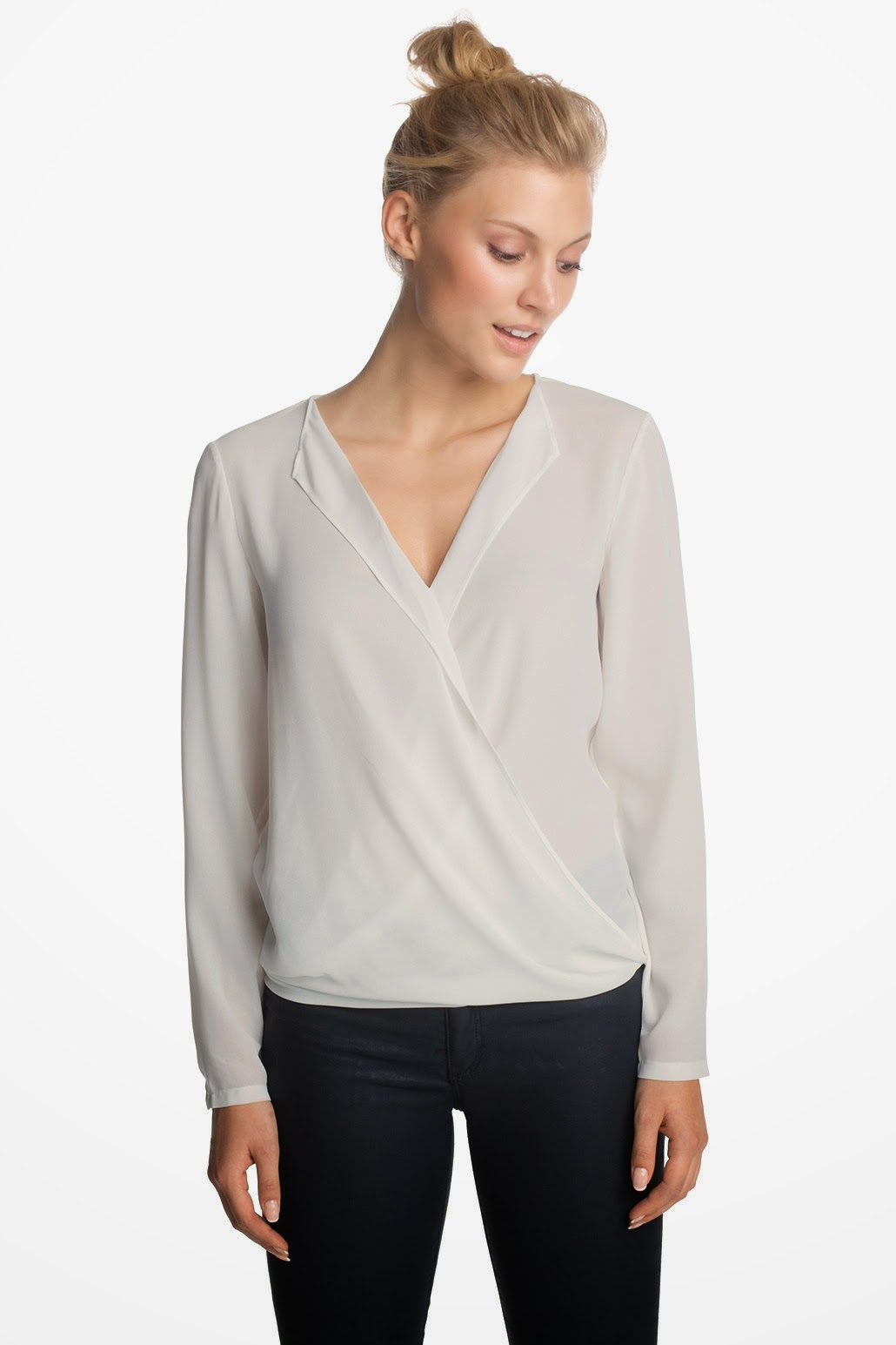 great formal blouse that would conceal psoriasis