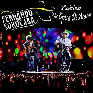 CD Fernando e Sorocaba-Na Opera do Arame