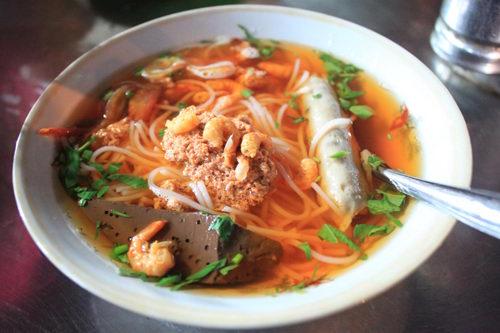 how to make bun rieu tom