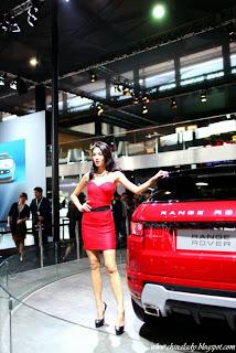 Cute chinese model Zhang Lan Xin