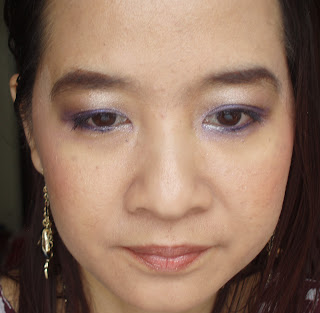 FOTD: Essence 3D eyeshadows