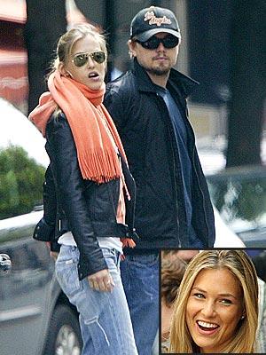 All About Hollywood: Leonardo Dicaprio Actor With New ... Leonardo Dicaprio Dating