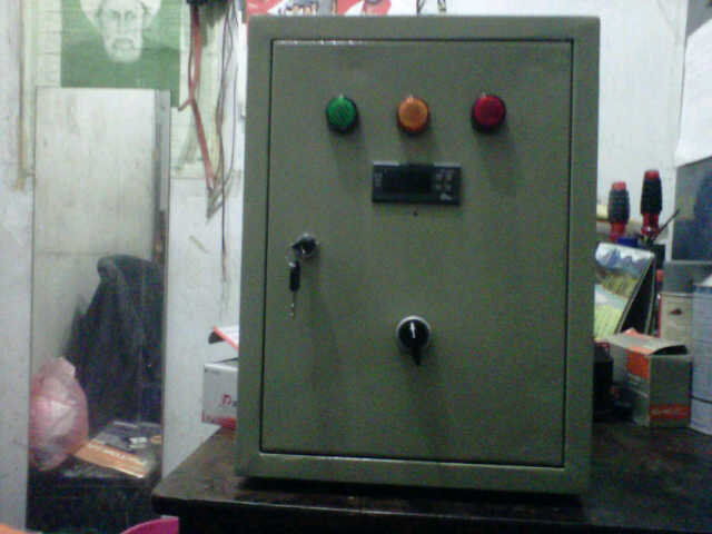 jual control coldstorage chiller freezer  & water chiller