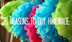 26 Reasons to Buy Handmade