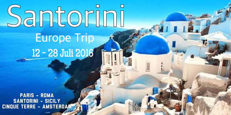 Santorini 12 - 28 Juli 2016
