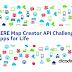 HERE Map Creator API Challenge: Tantangan Untuk Pengembang Lokal dari @HERE & @dicoding