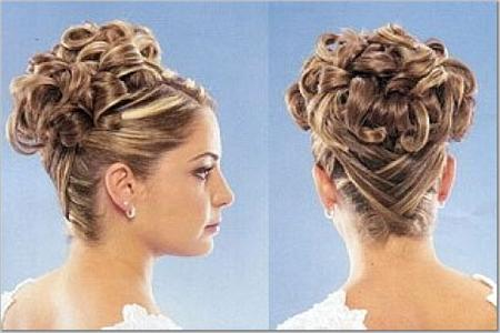 Bride Hairstyle on Up To Do Wedding Hairstyles   Passion Fashion Mania