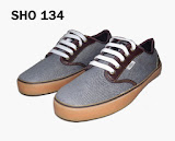Sepatu Abu-abu Keren – SHO 134