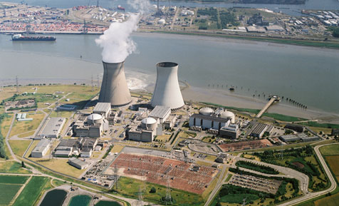 Breaking News.....Tihange Nuclear Power Station Belgium has been evacuated