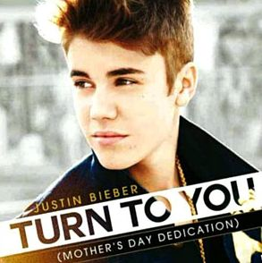 Listen Justin Bieber on Justin Bieber Turn To You Listen Now Jpg