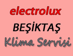 Electrolux Beşiktaş Klima Servis