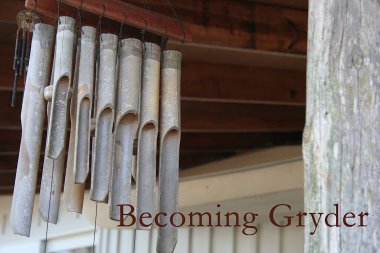 Becoming Gryder