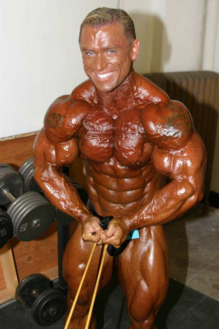 Bodyspace Junction Lee Priest Classic San Francisco Muscle