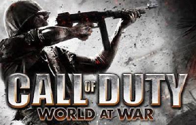 call of duty world at war rip