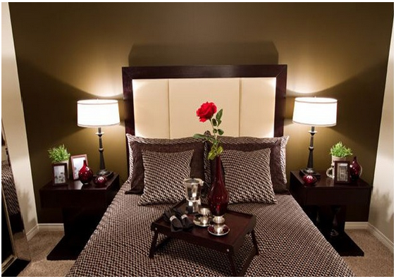 Romantic Bedroom Design Tips Bedroom