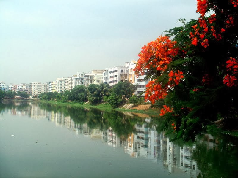 Dhaka: Dhaka city's Waterspots