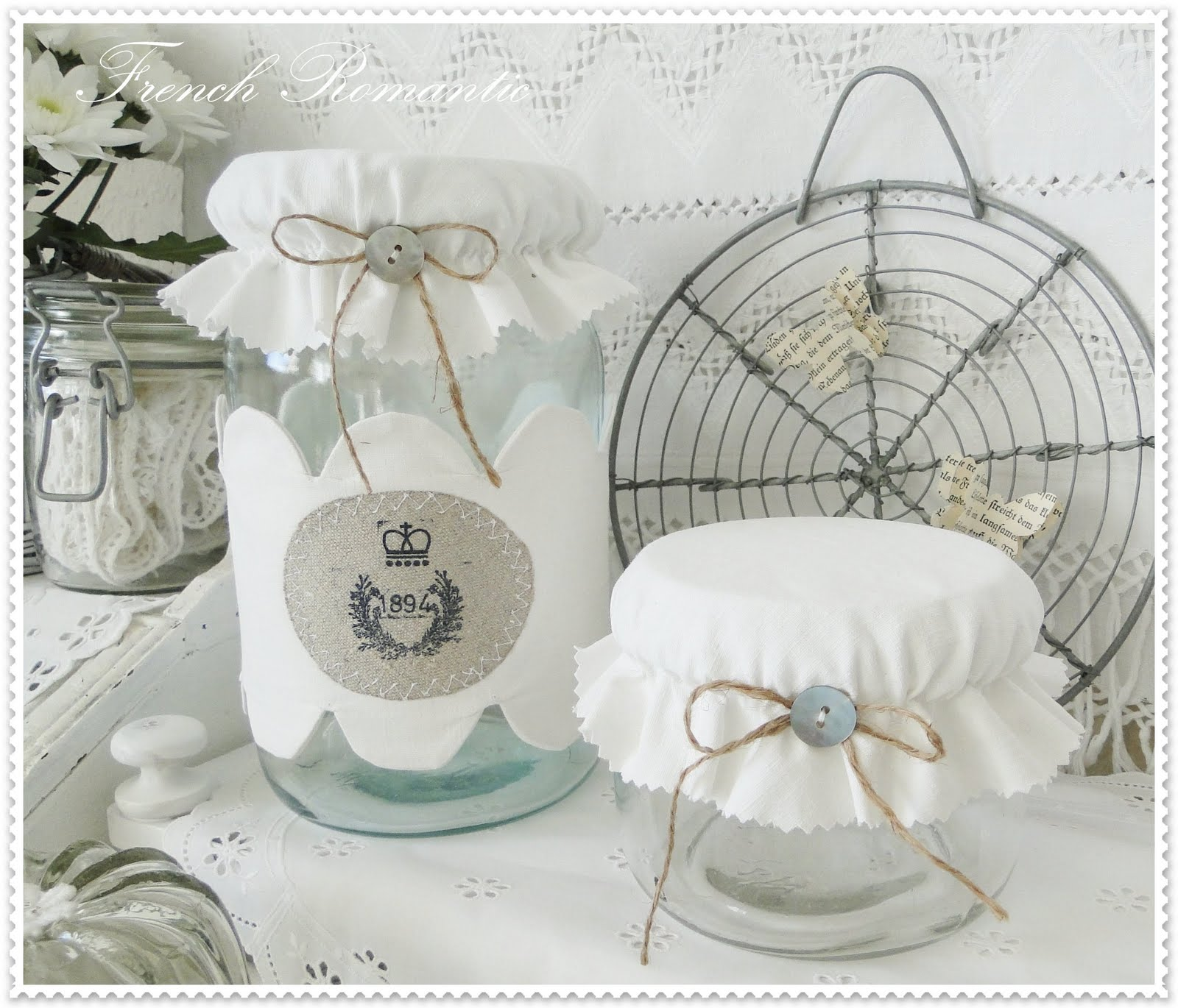 Mi baul vintage chic ideas para decorar mi blog del - Decorar baul vintage ...