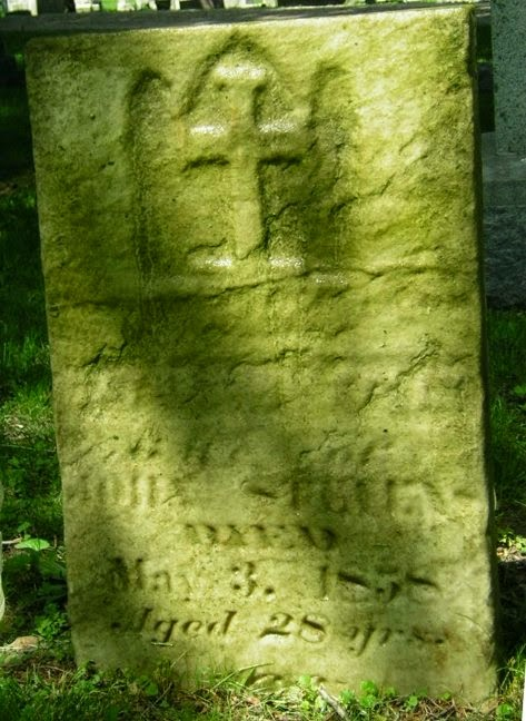 Catherine Kelly Stevens died May 3 1858 Lafayette Indiana