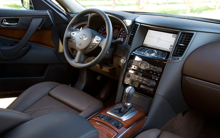 Car Site News Car Review Car Picture And More 2011 Infiniti Fx35